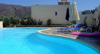 Rousolakos Apartments - Chiona Beach Crete, Kreta