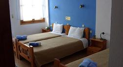 Hotel Eva Marina in Matala, Crete, Kreta