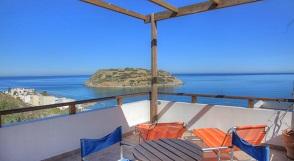 Villas Anemos-Halcyon-Eirene - Mochlos, Crete, Kreta.