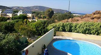 Rousolakos Apartments - Chiona Beach Crete, Kreta