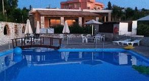 Creta Vitalis Hotel - Kalathas, Crete, Kreta.