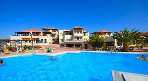 Aloni Suites, Tersanas beach, Crete, Kreta.
