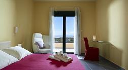 Fortino Villas,  Tersanas beach, Crete, Kreta.