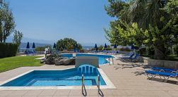Alianthos Suites, Tersanas beach, Crete, Kreta.