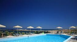 Kavos Beach Apartments & Studios, Stavros beach, Crete, Kreta.