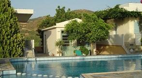 Cormoranos Apartments - Nopigia beach, Kissamos, Crete, Kreta.