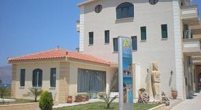 Mesogios Beach - Korfalonas beach Kissamou, Kíssamos, Kissamos, Crete, Kreta.