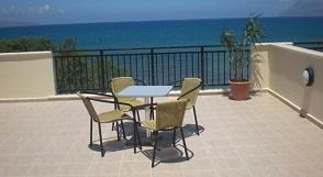 Mesogios Beach - Korfalonas beach, Kíssamos, Kissamos, Crete, Kreta.