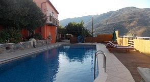 Kefali - Kritamos Holiday Hotel, Crete, Kreta.