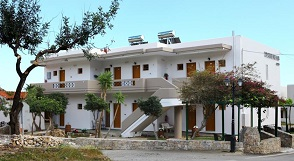 Sougia beach, Idomeneas Apartments, Crete, Kreta.