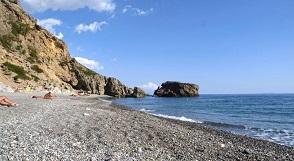 Sougia beach, Crete, Kreta.