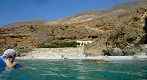 Ilingas Hotel, Crete, Kreta.