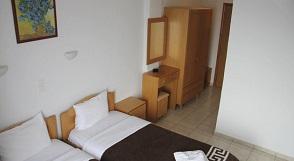 Stavris Hotel, Chora Sfakion, Crete, Kreta.