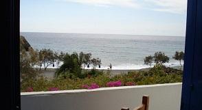 Preveli Rooms, Preveli beach, Crete, Kreta.