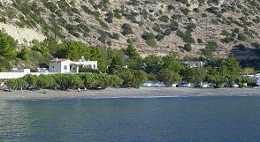 Kirvas Villa, Ferma beach, Crete, Kreta.