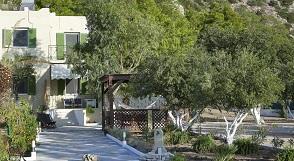 Kirvas Villa Ferma beach, Crete, Kreta.