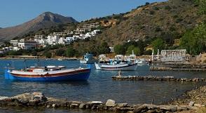 Plaka beach, Crete, Kreta.