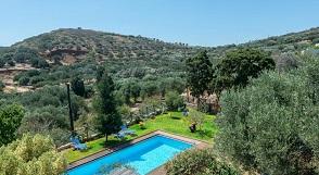 Almond Tree Villas, Vrouhas, Elounda, Crete, Kreta.