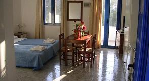 Stefanos Apartments - Agia Fotia, Crete, Kreta