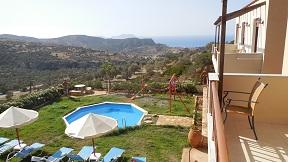 Triopetra Villas Crete