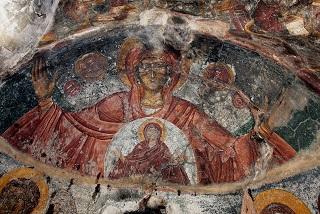 Panagia Kera Kritsa, Crete, Kreta, ©  Jerzystrzelecki, Wikimedia