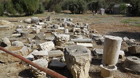 Gortyn, Gortys, Kreta, Crete