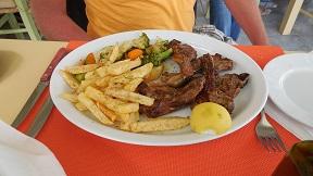 Anemomylos Restaurant - Elounda, Crete, Kreta