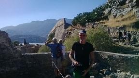Spinalonga, Crete, Kreta.
