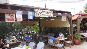 Cafe Snackbar Domenico in Fodele, Crete, Kreta