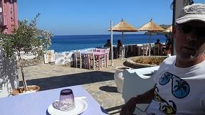 Restaurant Thalassa Plaka, Crete, Kreta