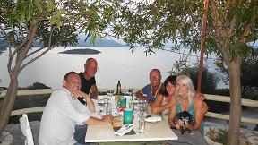 Restaurant Emerald, Plaka, Crete, Kreta