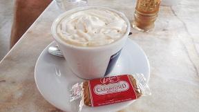 Cafe Snackbar Domenico in Fodele, Crete, Kreta