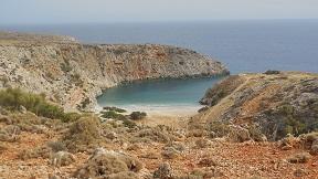 Diktynna sanctuary, Rodopos, Crete, Kreta