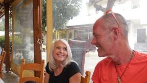 Cafe Tavern Harokopos, Plaka, Crete, Kreta