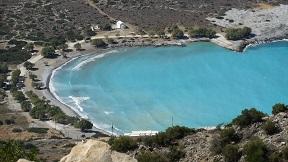 Tholos beach, Crete, Kreta