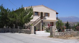 Irene apartments, Komos beach, Crete, Kreta.