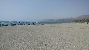 Triopetra beach, Crete, Kreta