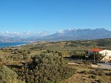 Komos beach, Crete, Kreta.