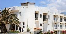 Astrinos Hotel, Kokkinos Pirgos beach, Crete, Kreta.