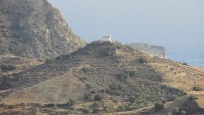Private villas in Triopetra, Agios Pavlos on Crete