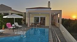 Villa Zafira, Nea Magnisia, Skaleta Rethymno