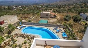 Megala Chorafia, Villa Athina, Crete, Kreta.