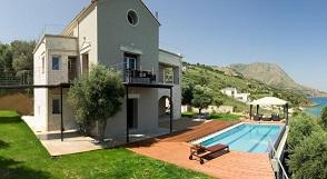 Megala Chorafia, Villa Arcolios Epavlis Crete, Kreta.