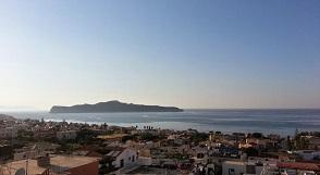 Villas Eva & Giorgos in Stalos, Crete, Kreta.