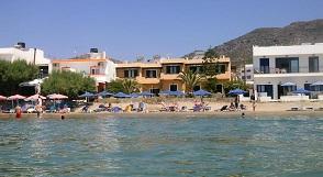 Villa Plori in Makrogialos, Crete, Kreta.