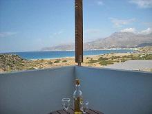 Athena Villas in Makrogialos, Crete, Kreta.