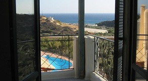 Lyronda Villa, Aspros Potamos in Makrogialos, Crete, Kreta.