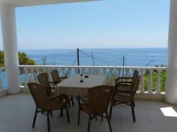 Villa Amvrosia in Achlia beach, Crete, Kreta.