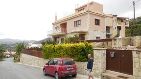 The Green Villa in Heraklion