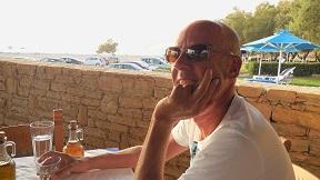 Taverne Cafe Girogiali Triopetra, Crete, Kreta